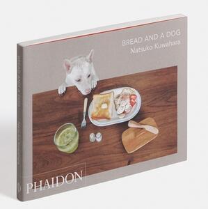 Bread and a dog - Natsuko Kuwahara - 2
