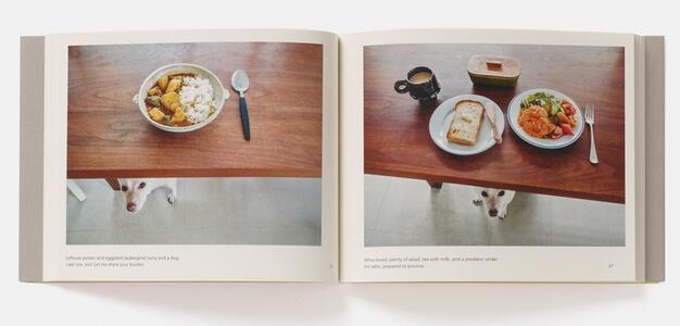Bread and a dog - Natsuko Kuwahara - 3