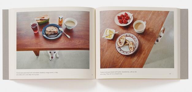 Bread and a dog - Natsuko Kuwahara - 4