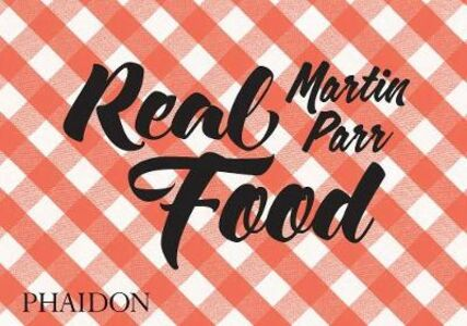 Libro Real food Martin Parr