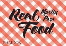 Real food - Martin Parr - copertina
