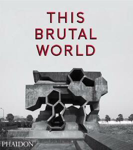 This brutal world - Peter Chadwick - copertina