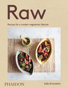 Libro Raw. Recipes for a modern vegetarian lifestyle Solla Eiriksdottir