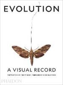 Evolution. A visual record - copertina