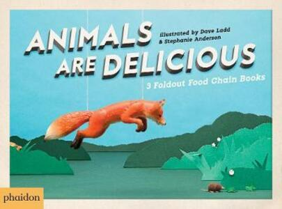 Animals are delicious - Sarah Hutt - copertina