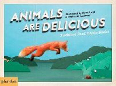 Libro Animals are delicious Sarah Hutt