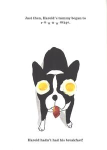 Hungry dog, Harold's hungry eyes - Kevin Waldron - 3