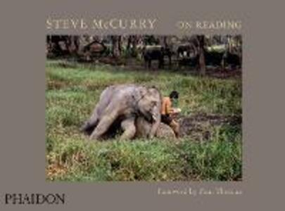Steve McCurry on reading