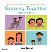 Libro Growing toghether: a collection of 4 books Taro Gomi