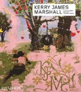Kerry James Marshall - Charles Gaines,Greg Tate,Laurence Rassel - copertina
