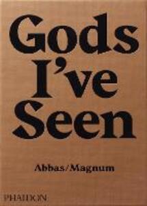 Gods I've seen travels among Hindus - Abbas - copertina