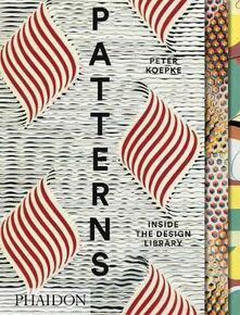 Patterns. Inside the design library - Peter Koepke - copertina
