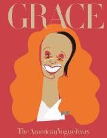 Grace the American Vogue years - copertina