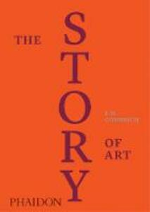 The story of art - Ernst H. Gombrich - copertina