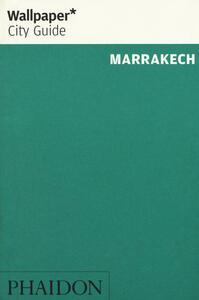 Marrakech. Ediz. inglese - copertina