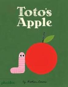 Toto's Apple - Mathieu Lavoie - copertina