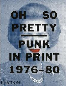 Oh so pretty punk in print (1976-1980) - copertina