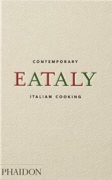 Eataly contemporary italian cooking - copertina