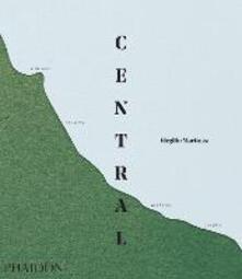 Central - Virgilio Martínez,Nicholas Gill - copertina