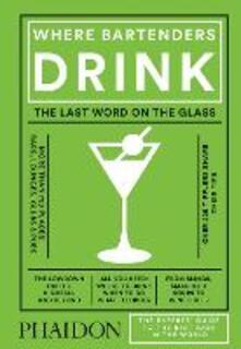 Where bartenders drink - Adrienne Stillman - copertina