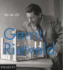 Gerrit Rietveld - Ida Van Zijl - copertina