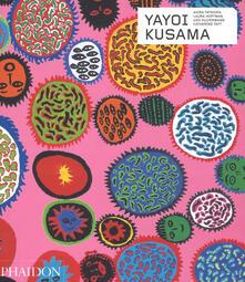 Yayoi Kusama. Ediz. a colori - Laura Hoptman - copertina