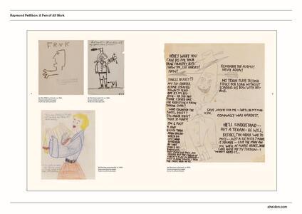 Raymond Pettibon. A pen of all work. Ediz. a colori - Massimiliano Gioni - 2