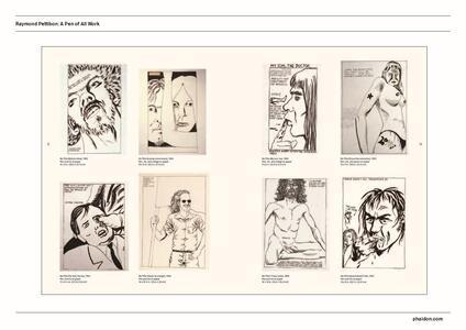 Raymond Pettibon. A pen of all work. Ediz. a colori - Massimiliano Gioni - 3