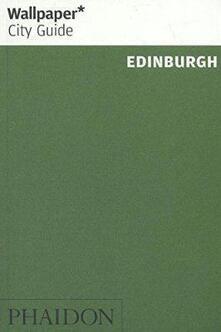 Edinburgh. Ediz. inglese - copertina