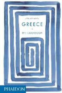 Greece. The cookbook - Vefa Alexiadou - copertina