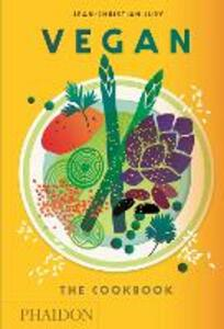 Vegan: the cookbook - Jean-Christian Jury - copertina