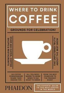 Where to Drink Coffee - Avidan Ross,Liz Clayton - cover