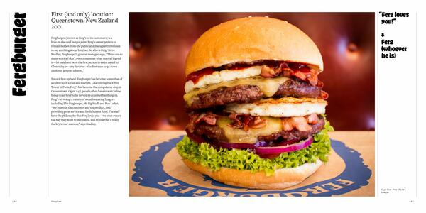 The world is your burger. A cultural history. Ediz. a colori - David Michaels - 3