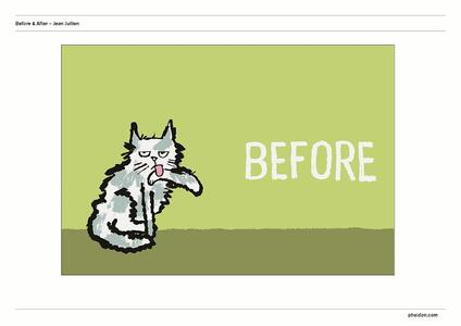 Before & after. Ediz. a colori - Jean Jullien - 2
