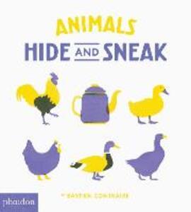 Animals: Hide and Sneak - Bastien Contraire - cover