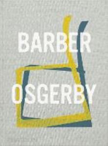 Barber Osgerby. Projects. Ediz. a colori - Jana Scholze - copertina