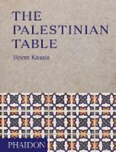The palestinian table - Reem Kassis - copertina