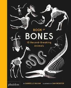 Book of bones. Ediz. a colori