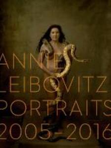 Annie Leibovitz: Portraits 2005-2016 - cover