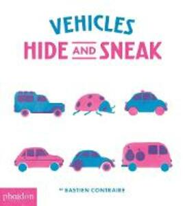 Vehicles Hide and Sneak - cover