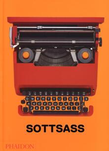 Sottsass. Ediz. inglese - Philippe Thomé - copertina