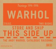 The Andy Warhol catalogue raisonne. Ediz. a colori. Vol. 5: Paintings 1976-1978. - copertina