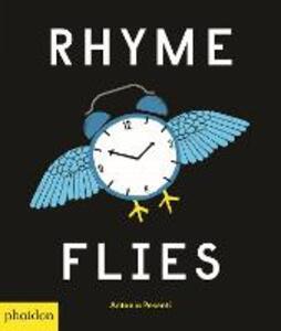 Rhyme Flies - Antonia Pesenti - cover