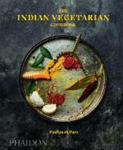The Indian Vegetarian Cookbook - Pushpesh Pant - cover