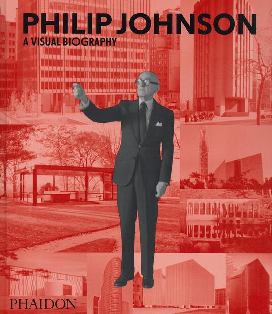 Philip Johnson. Ediz. inglese - Ian Volner - copertina