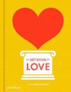 My Art Book of Love - Shana Gozansky - cover