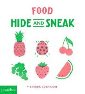 Food Hide and Sneak - cover