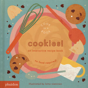 Cookies!: An Interactive Recipe Book - cover