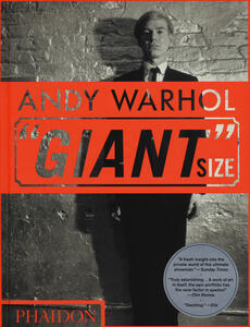 Andy Warhol. «Giant» size, mini format - cover