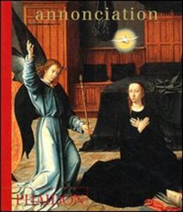 Annonciation. Ediz. francese - copertina